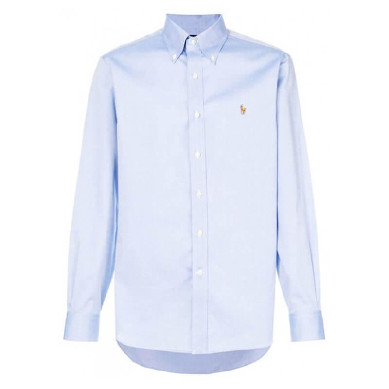 5394a1c3db54 ... Ανδρικό Πουκάμισο Polo Ralph Lauren Classic Pony Shirt 712675619004  Γαλάζιο. classic γαλαζιο πουκαμισο ralph