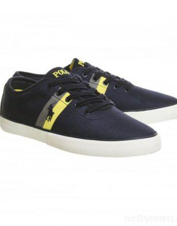 παπουτσι κιτρινο-σκ μπλε ralph 1