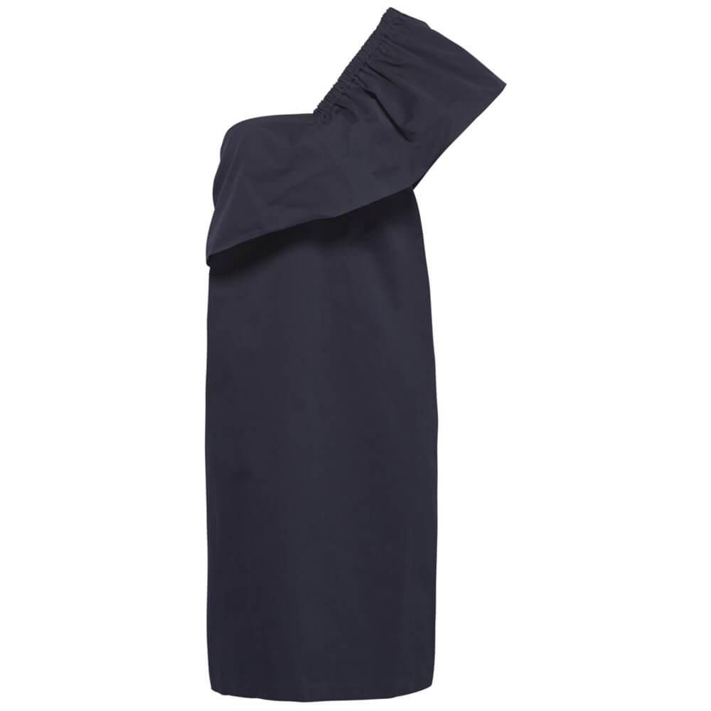 87b2fda3801 Γυναικείο Φόρεμα Tommy Hilfiger Milou WW0WW21826/403 Μπλε Σκούρο