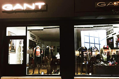 Gant ρούχα