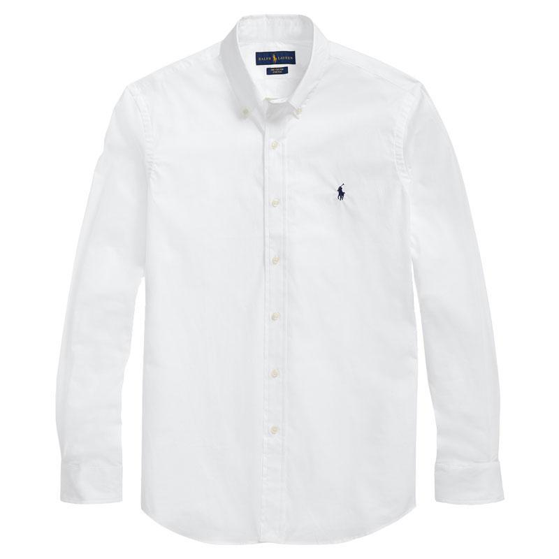bd097709e0e6 ... Ανδρικό Πουκάμισο Polo Ralph Lauren Lauren Classic Pony 710705967005  Άσπρο. ασπρο πουκαμισο ralph lauren