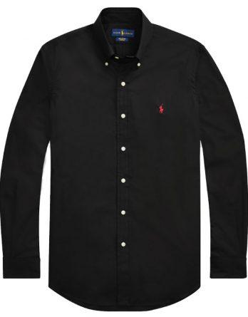 μαυρο πουκαμισο ralph lauren