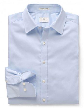 sale-20% γαλαζιο πουκαμισο gant ... 24ada726d96