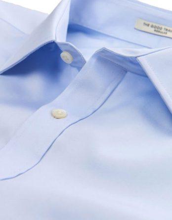 ... γαλαζιο πουκαμισο gant dd914378837