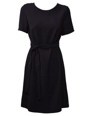 f66365ff5f4e Γυναικείο Φόρεμα Tommy Hilfiger Jacky WW0WW23143 094 Μαύρο