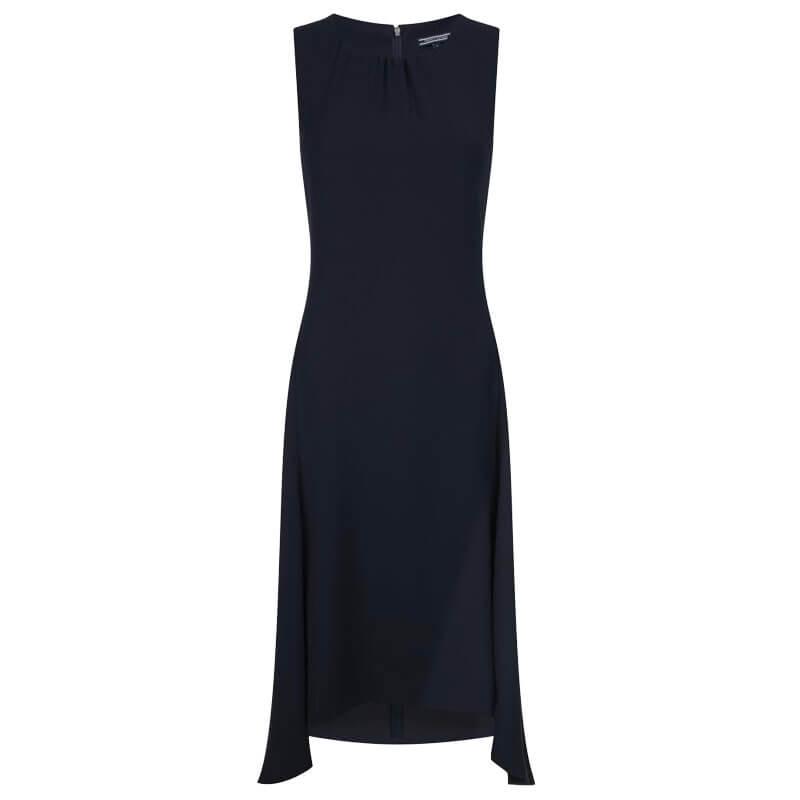 0f52e2847520 Γυναικείο Φόρεμα Tommy Hilfiger Jacky FandF WW0WW23582 Σκούρο Μπλε