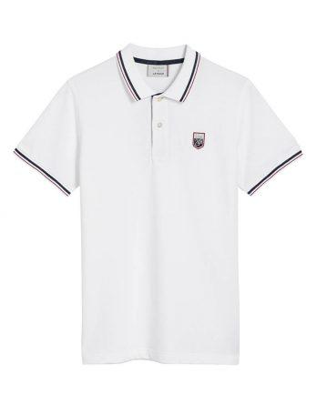 fd4979331b8a Ανδρική Μπλούζα GANT 2012018 110 Άσπρο