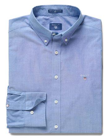 a35848f54276 ανδρικό πουκάμισο gant γαλάζιο