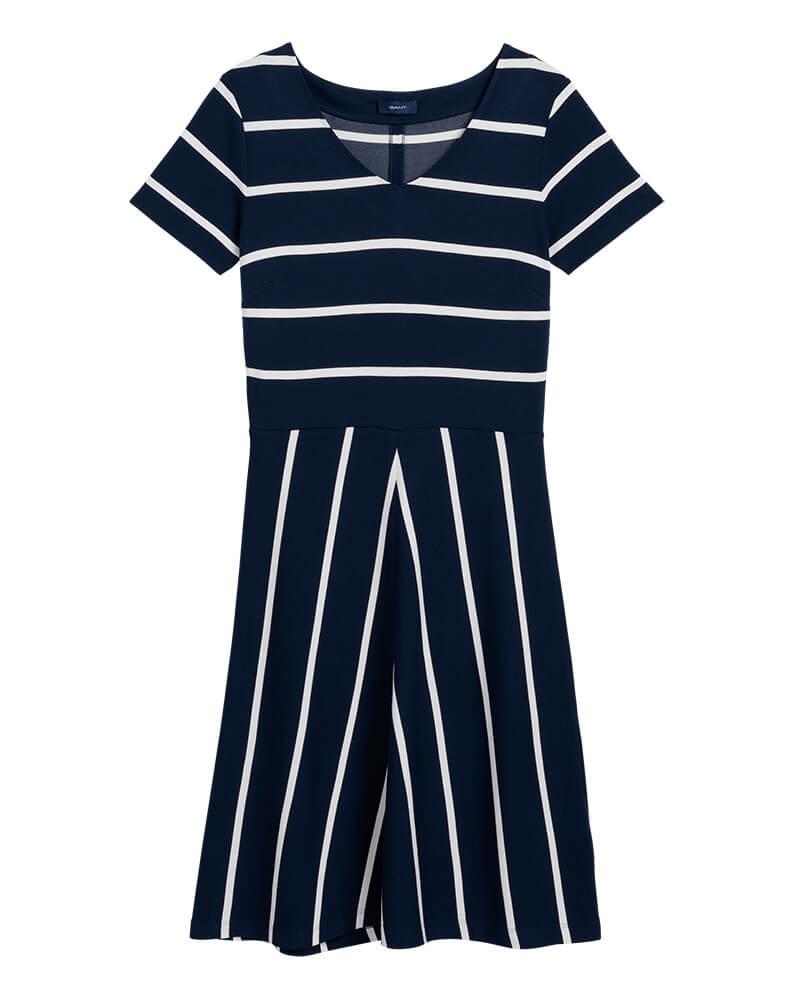 acfed58497a5 γυναικείο φόρεμα gant ρίγα μπλε. prev. next. Φορέματα