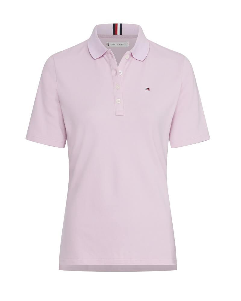 92c0c7f540ca ... Μπλούζα TOMMY HILFIGER Essential Regular Polo WW0WW25273 503 Ροζ. prev