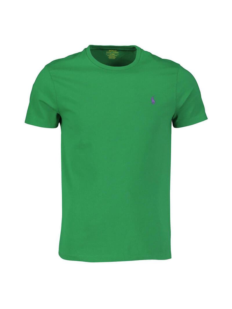 3d2d93e4fe7e Ανδρικό T-Shirt Polo Ralph Lauren 710671438065 Πράσινο