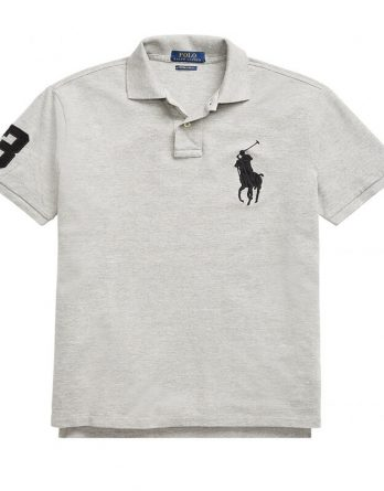 65f4d098aa1d ανδρική polo ralph lauren big pony γκρι
