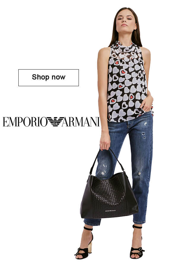 emporio armani ρούχα
