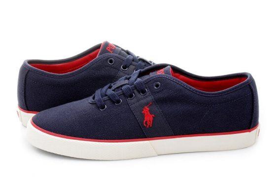 παπούτσια polo σκούρο μπλε