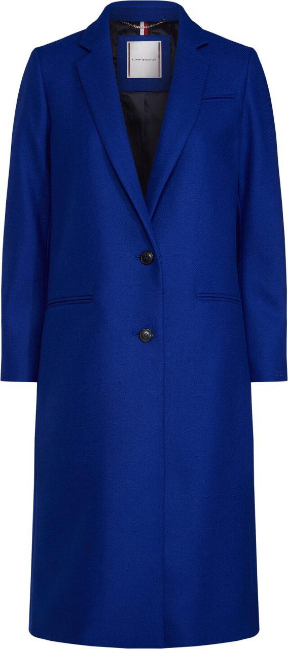 γυναικείο παλτό tommy μπλε
