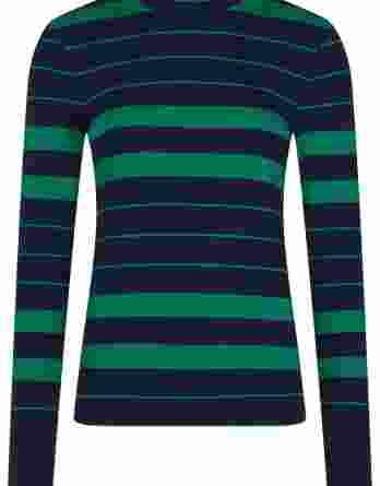 γυναικείο ζιβάγκο tommy σκούρο μπλε πράσινο