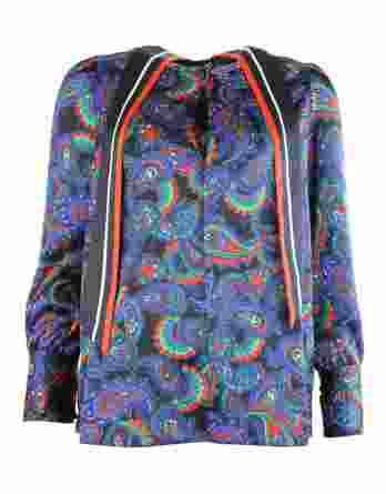 γυναικεία μπλούζα tommy αμάνικη λαχούρη