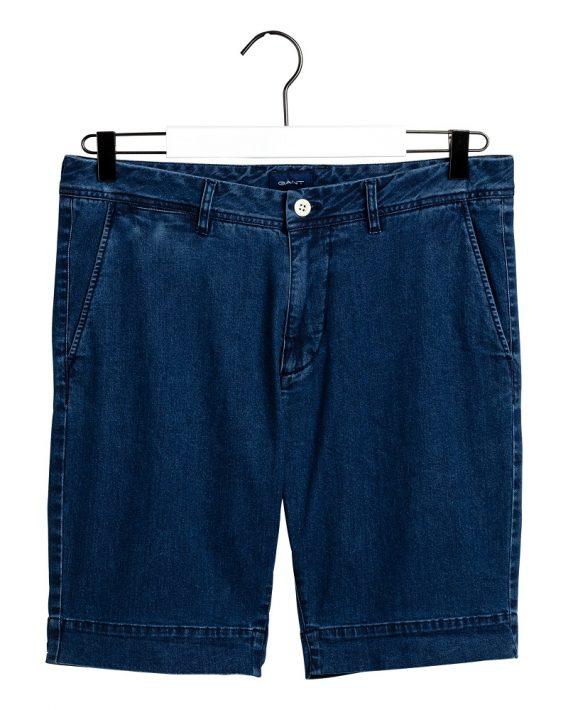 ανδρική βερμούδα gant jean