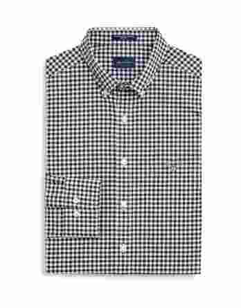 ανδρικό πουκάμισο gant καρό μπλε