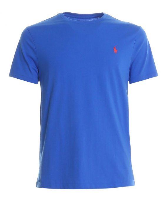 ανδρικό t-shirt ralph μπλε
