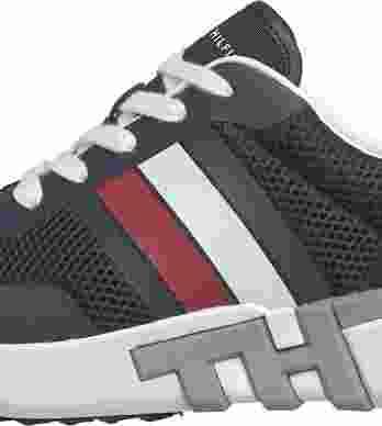 ανδρικά παπούτσια Tommy αθλητικό σκούρο μπλε