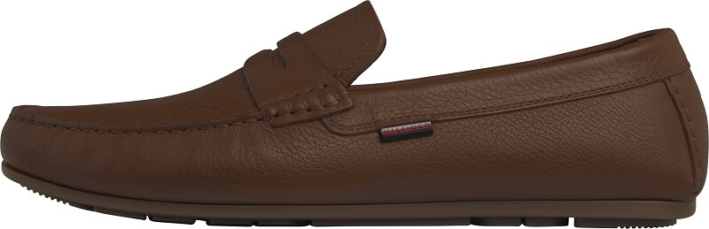 ανδρικά παπούτσια Tommy καφέ