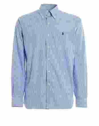 ανδρικό πουκάμισο ralph ρίγα γαλάζιο