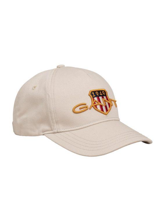 ανδρικό καπέλο gant μπεζ
