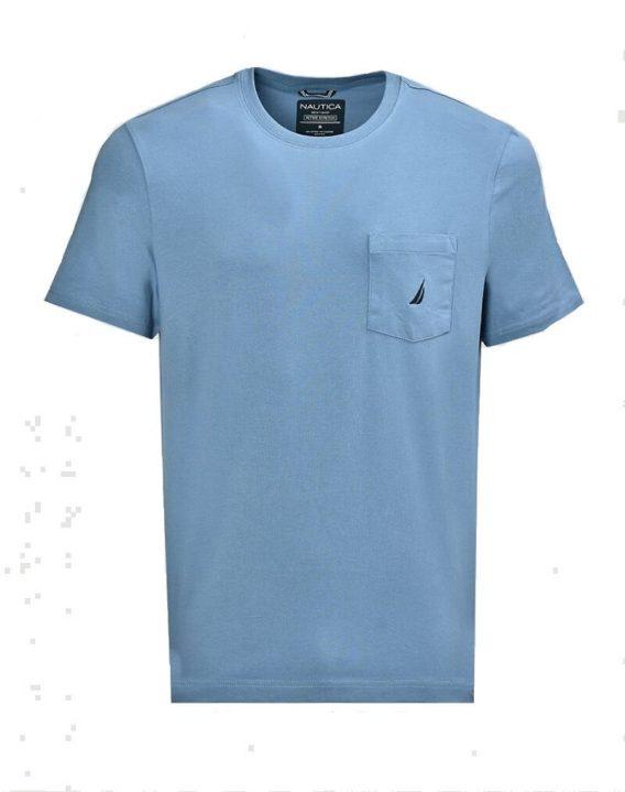 ανδρικό t-shirt nautica μπλε
